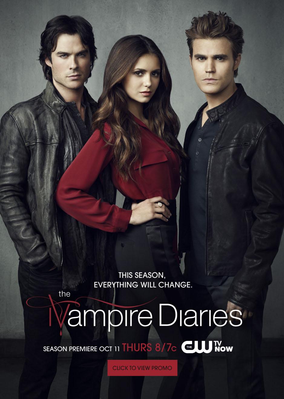 The Vampire Diaries Season 6 Episodes