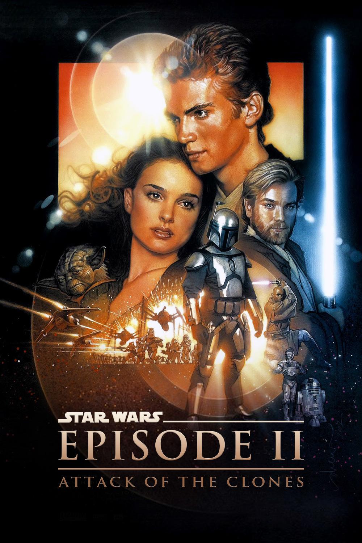 Star Wars II - Klony útočí
