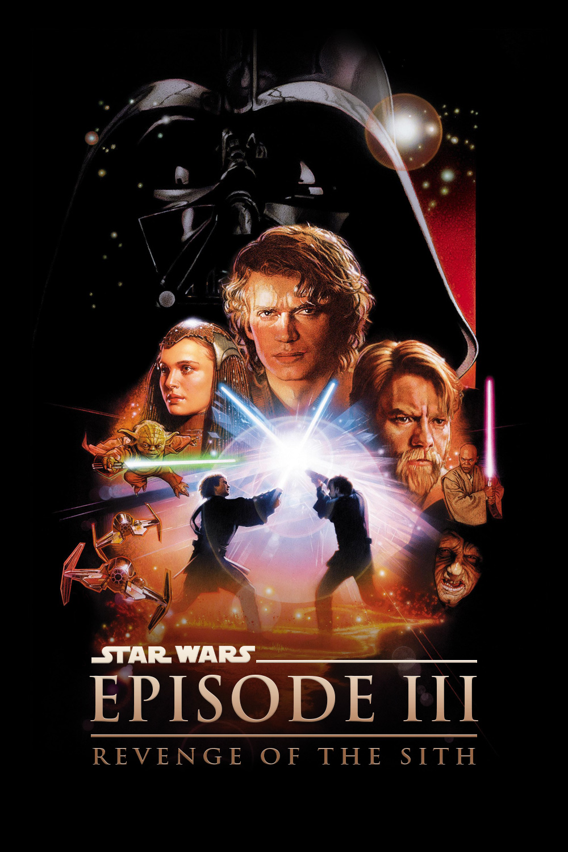 Star Wars III - Pomsta Sithů
