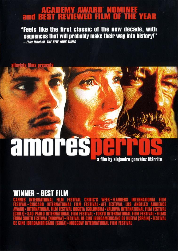 Amores Perros: Láska je kurva