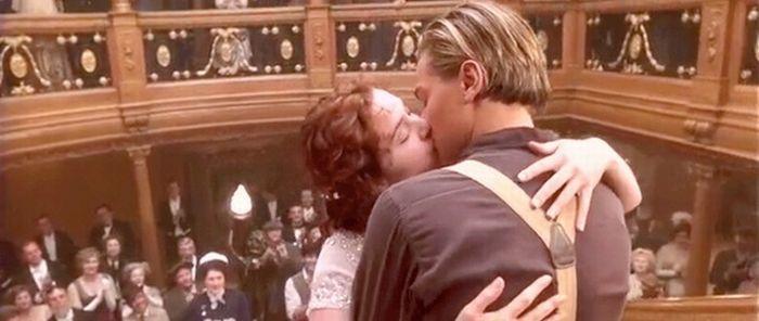 V dějinách filmu pro mě bude vždy nepřekonatelná závěrečná scéna z Titanicu