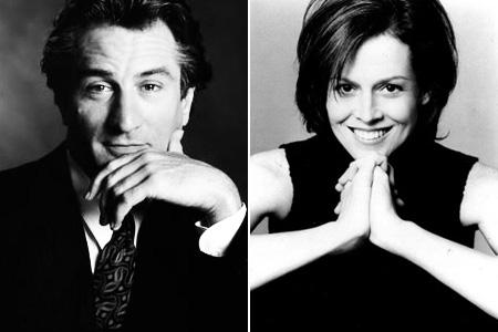 Robert de Niro a Sigourney Weaver