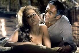 Claudia Cardinale a Henry Fonda
