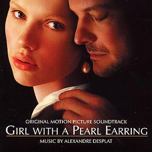 Girl with a Pearl Earring by Alexandre Desplat