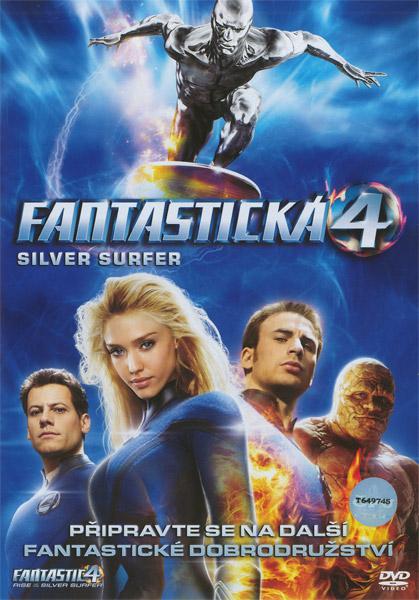 Fantastická čtyřka: Silver Surfer