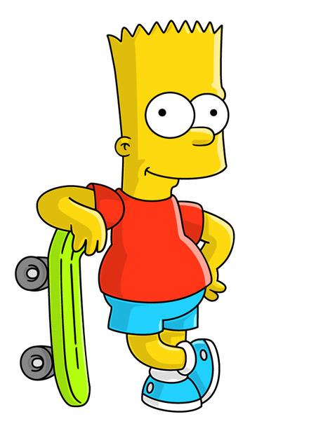 Bart Simpson - Simpsonovci