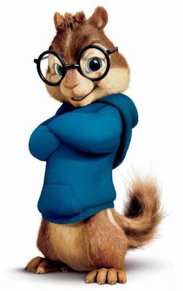 Simon - Alvin a chipmunkové