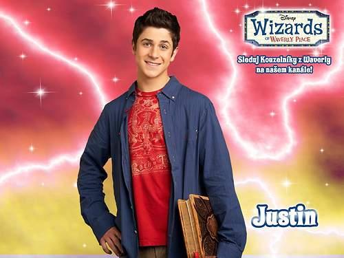 Justin Ruso - kúzelnici z waverly