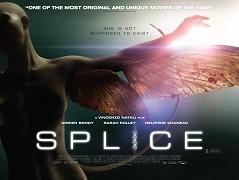 Poster k filmu        Splice
