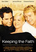 Rabín, kněz a krásná blondýna _ Keeping the Faith (2000)
