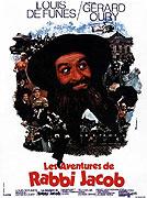 Rabín Jákob _ Les aventures de Rabbi Jacob (1973)