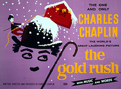 Zlaté opojení _ The Gold Rush (1925)