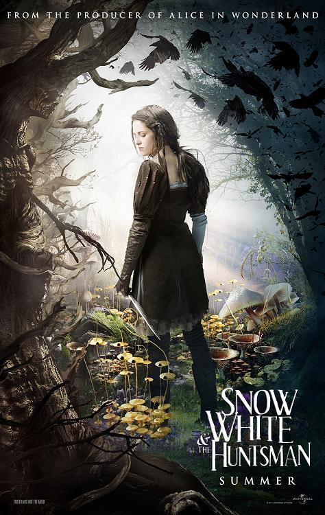 Sněhurka a lovec