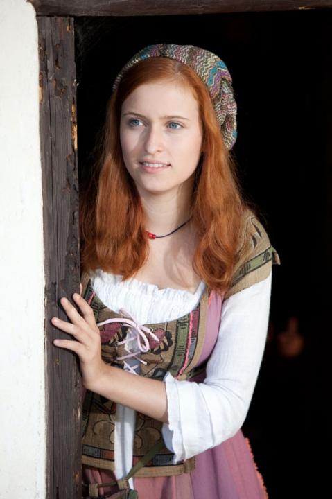 Kamila Janovičová (Tajemství staré bambitky 2011)