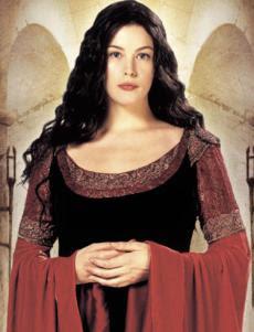 Arwen (trilogie Pán Prstenů 2001-2003)