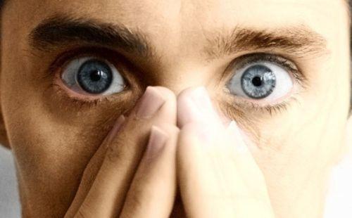 Jaredovy oči