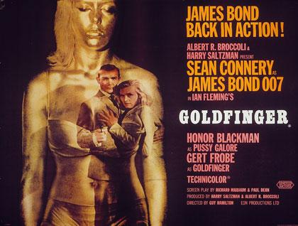 Jedna z mých nejoblíbenějších Bondovek