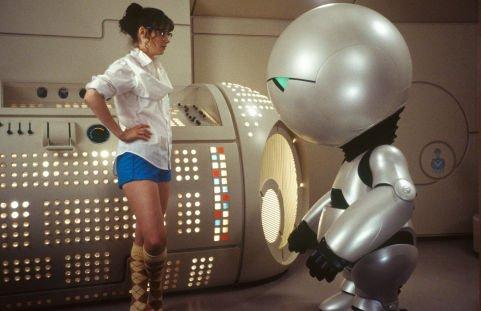Marvin - a depressed robot