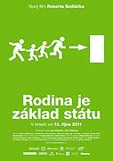 Poster k filmu         Rodina je základ státu