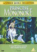 Poster k filmu        Princezna Mononoke