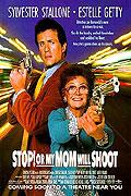 Poster k filmu        Stůj, nebo maminka vystřelí!