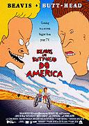 Poster k filmu        Beavis a Butt-head dobývají Ameriku