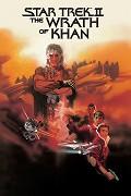 Poster k filmu        Star Trek II: Khanův hněv