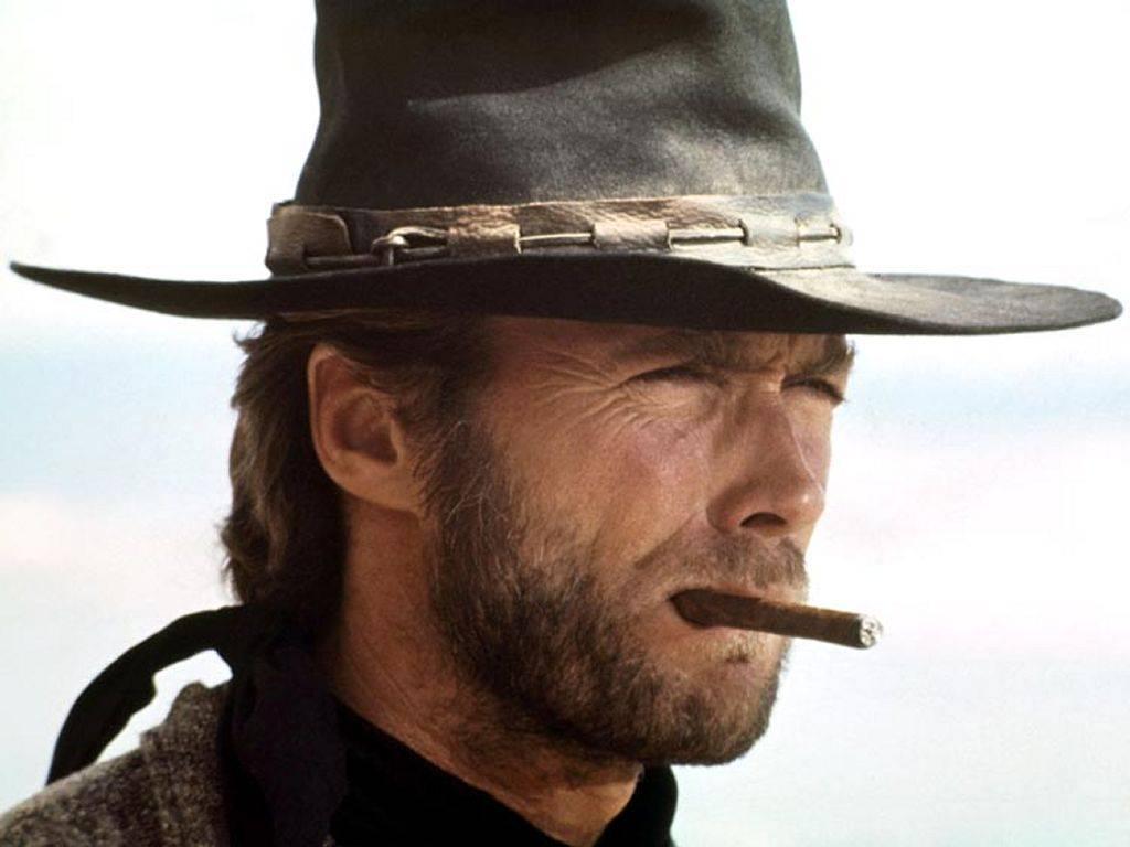 Ať jako pistolník ve westernech..