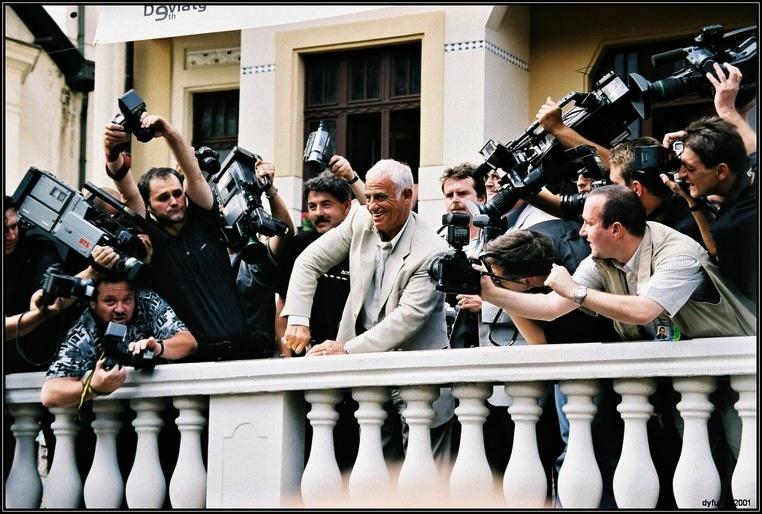J.P.BELMONDO-Art film 2001