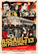 assault on precinct
