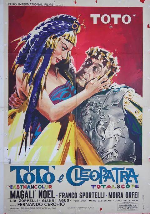 Toto e Cleopatra