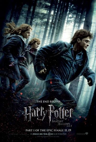 Harry Potter a Relikvie smrti část 1.