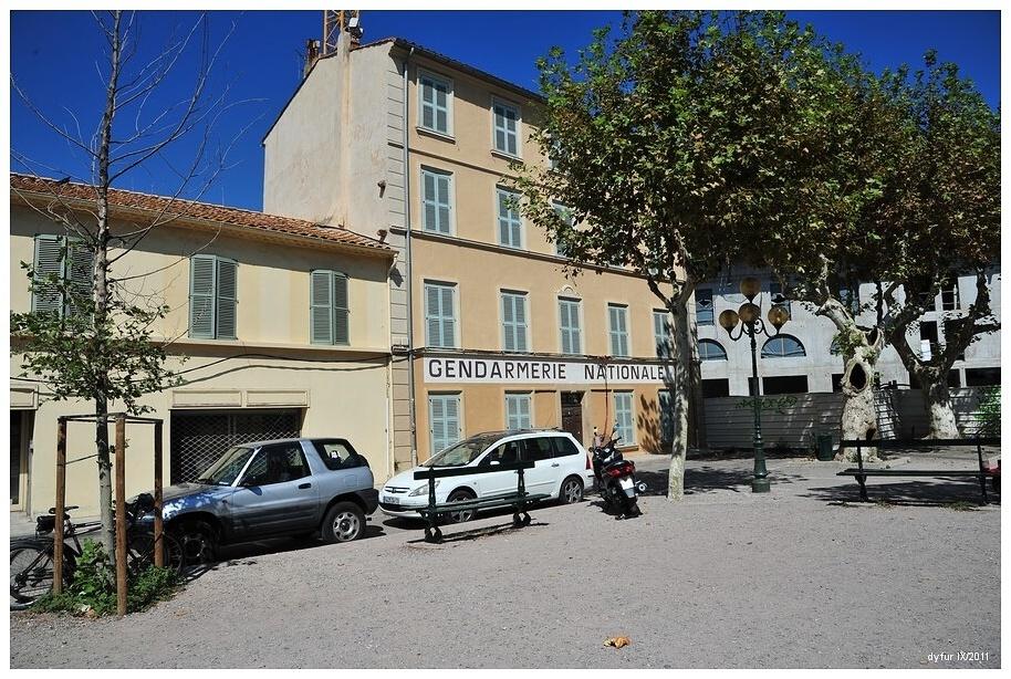 Gendarmerie-Saint Tropez