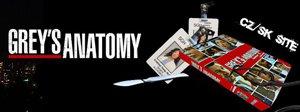 Grey's Anatomy CZ Site