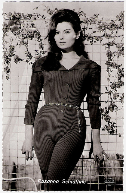 Rosanna Schiaffino Peplum babe 1938-2009