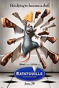 Poster k filmu        Ratatouille