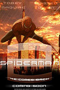 Poster k filmu        Spider-Man 2