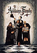 Poster k filmu        Addamsova rodina