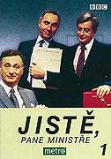 Poster k filmu         Jistě, pane ministře (TV seriál)