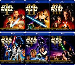 Star Wars: Epizoda I - VI