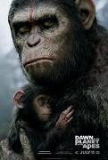 Úsvit planety opic (2014)