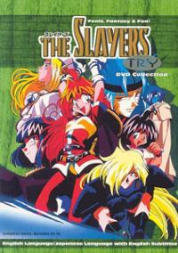 The Slayers TRY (TV) (1997)