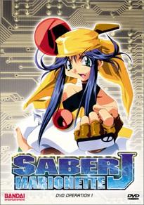 Saber Marionette J (TV) (1996-1997)