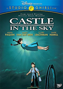 Laputa: Castle in the Sky (movie) (1986)