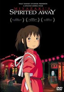 Spirited Away (movie) (2001)