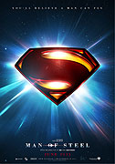 Poster k filmu        Man of Steel