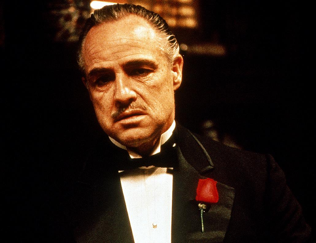 don Vito Corleone (Marlon Brandon | The Godfather)