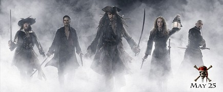 PIRATES OF THE CARIBBEAN - AT WORLD´S END