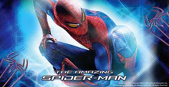 THE AMAZING SPIDER - MAN