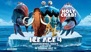 ICE AGE - CONTINENTAL DRIFT